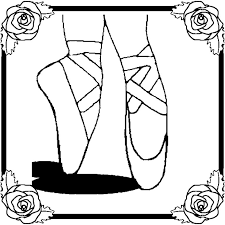 Small Picture Ballet coloring pages ballerina feet ColoringStar