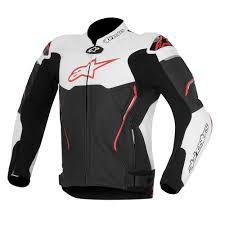 alpinestars atem black leather jacket aplinestars atem leather jacket black red