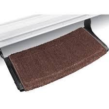 generic wrap around rv step rug