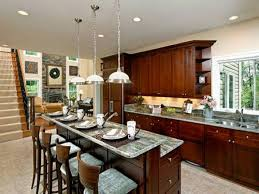 Idea Kitchen Island Inspiration Idea Kitchen Island With Breakfast Bar Large