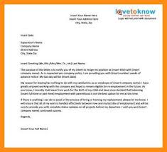 Letter Of Intent To Return To Work After Resignation 9 10 Letter For Return To Work Lasweetvida Com
