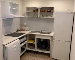 Appartement T2 1 Chambre Avec Cuisine équipée Terrasse