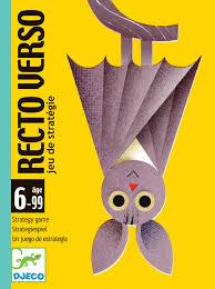 <b>Djeco</b> Настольная карточная <b>игра</b> Ректо Версо - купить ...