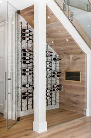under stairs under stairs wine cellar