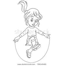 Free Jump Rope For Heart Coloring Pages Coloring Pages For Kids
