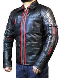 alita hugo leather jacket