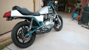 1982 suzuki gs750 custom cafe racer