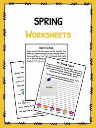 spring facts worksheets historical information for kids the spring facts worksheets