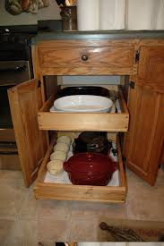 ana white pull out cabinet drawers diy projects