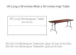 Square Table Sizes Darajatgarut Co