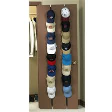 Over The Door Hat Rack Classy Cap Rack Over The Door Space Saver Is An Organizer That Is Most
