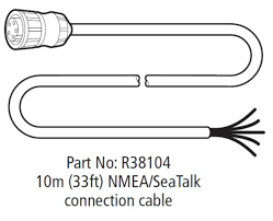 r38104 rs125 cable jpg Raymarine A60 Wiring Diagram nmea 0183 cable r38104 raymarine Raymarine Network Wiring Diagrams