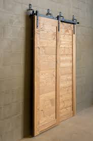 bypass sliding garage doors. Bypass Sliding Barn Door For Tight Spaces $625 Hardware   NW Artisan Garage Doors N
