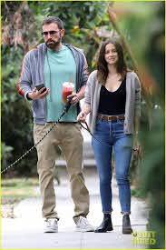 Ben Affleck & Girlfriend Ana de Armas ...