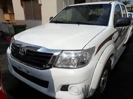 Registered Toyota Hilux 2012 - Autos - Nigeria