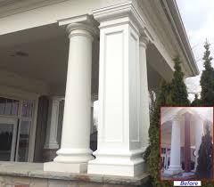 exterior column designs for homes. decor: decorative exterior columns home design planning interior amazing ideas in column designs for homes