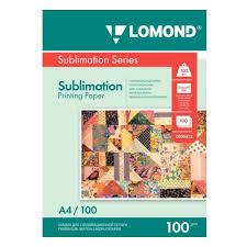 Сублимационная <b>бумага</b> Lomond для струйной печати, <b>матовая</b> ...