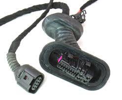 rh rear door wiring harness 05 08 audi a4 s4 b7 genuine audi a4 stereo wiring harness at Audi Wiring Harness