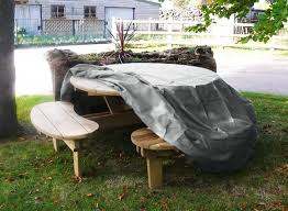 round picnic table covers 48 hour