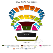Roy Thomson Hall Seating Chart Detailed Roy Thomson Hall Map Related Keywords Suggestions Roy
