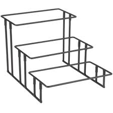 Tiered Display Stands Display Risers Restaurant Display Stands 38