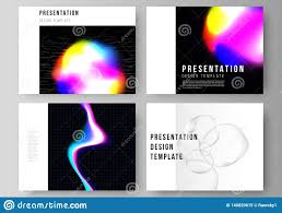 Tinci Designs The Vector Layout Of The Presentation Slides Design Business