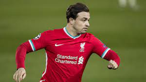 Xherdan Shaqiri - Sportlerprofil - Fußball - Eurosport Deutschland