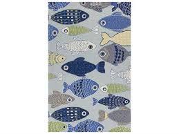 kas rugs sonesta light blue rectangular area rug