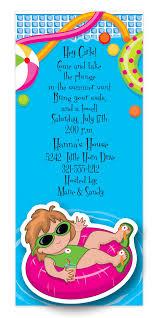 pool party invitation wording hatc unique pool birthday party invitation wording