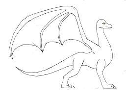 template of a dragon adult female dragon template by save animals7 on deviantart