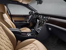 Bentley Mulsanne's Luxurious Interior - The LuxPad