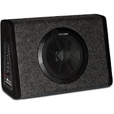kicker pt250 10 subwoofer built in 100w amplifier walmart com kicker pt250 10 subwoofer built in 100w amplifier