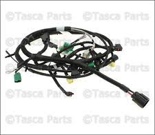 jeep wrangler headlight wiring harness new oem mopar headlight wiring harness 2014 jeep wrangler 4wd 3 6l 68217542aa