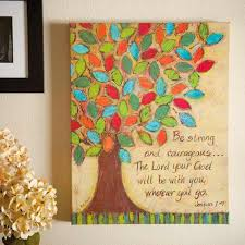 christian canvas wall art uk