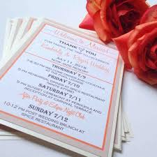 Letter Noterhetsycom Wedding Welcome Message For Destination