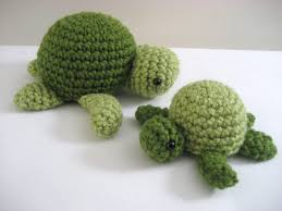 Sea Turtle Bathroom Accessories Amigurumi Crochet Sea Turtle Pattern Digital Download