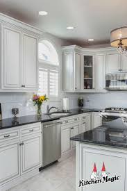 The Classy Tuxedo Kitchen Design Creating your sophisticated kitchen motif  with a black and white palette. The Tuxedo Kitchen is trending in kitchen  design, ...