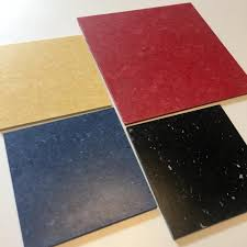mannington progressions vinyl composition tile the red yellow blue and black are retro winners