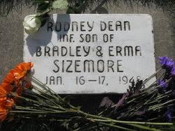 Rodney Dean Sizemore (1948-1948) - Find A Grave Memorial