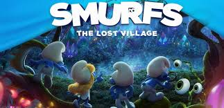 Download them or print online! Smurfs The Lost Village Coloring Pages