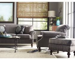 Thomasville Living Room Furniture Collier Sofa Chair And Ottoman Thomasville Portland Living