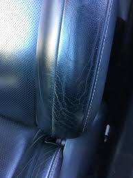 leather seat ing how to fix