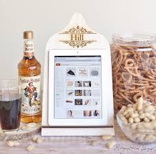 Kitchen Tablet Holder 100 Ideas Kitchen Tablet Holder On Weboolucom