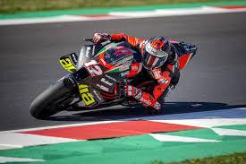 MotoGP, Aprilia ritrova Vinales a Misano: