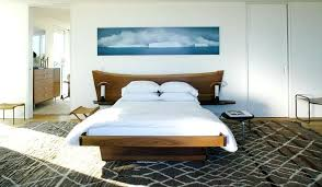Solid Wood Bedroom Furniture And Wall Art Above It Painting Bed Ideas For  Adults Add The
