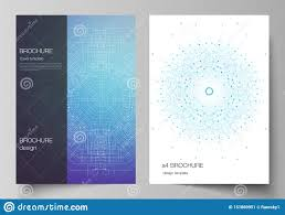 Tinci Designs Vector Layout Of A4 Format Modern Cover Mockup Design