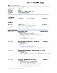 Effective Resume How To Write An It Resume Effective Pdf For Internship Email 84