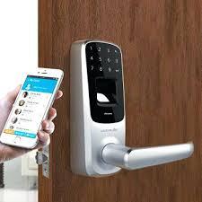 smart front door locksBluetooth Front Door Lock Uk Smart Front Door Locks Smart Home