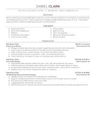 Data Entry Cover Letter Sample Create Cover Letter For Resume Data