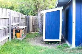 this small wooden shed is perfect for keeping your lawn mower safe from the elements it plastic composite outdoor storage shed small for lawn mower